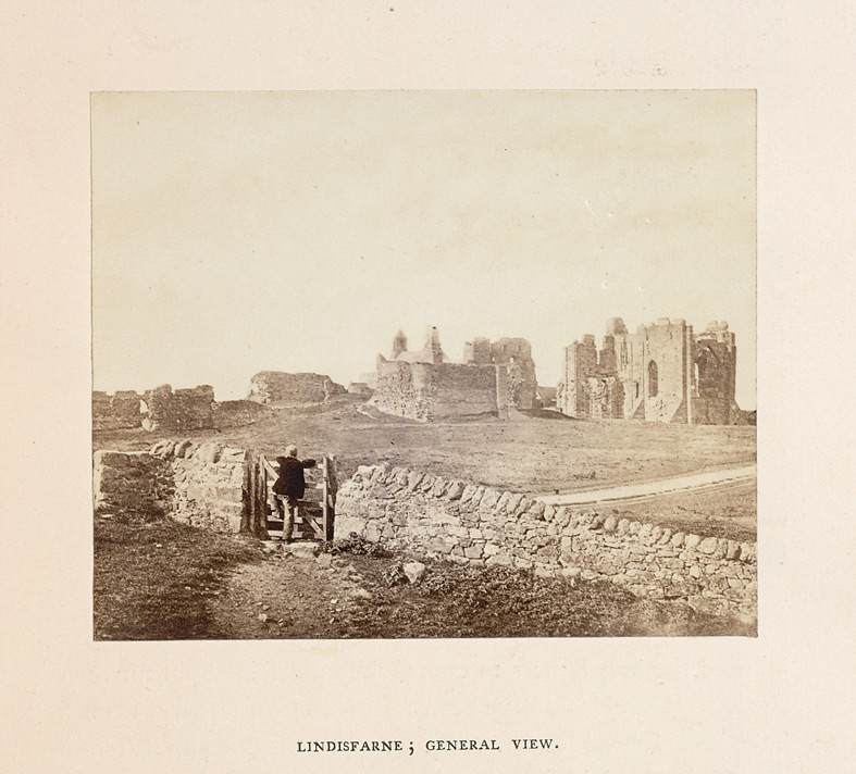 Lindisfarne; General View